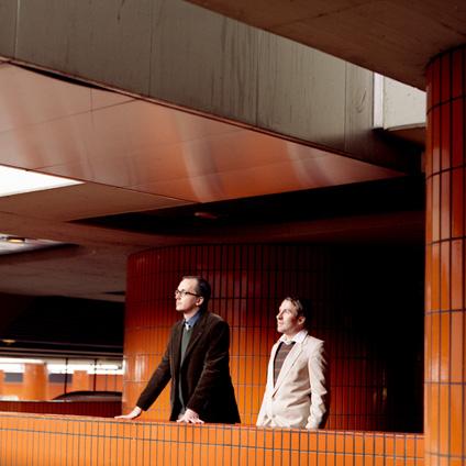 Lennard und Helge von Hauptstadtstudio.